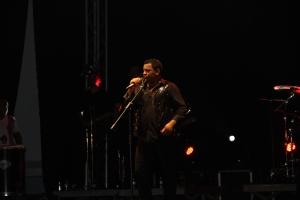 Raça Negra no Cine Kalunga Benguela. Bruno Space Painel de Debates. Foto por Hill do Foto o fotografo da noite e das celebridades