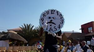 O Relógio que queria ser atleta