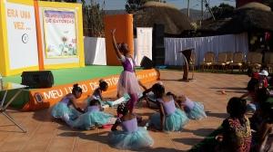 A dança infantil