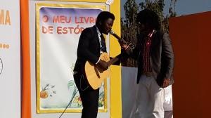 Morais António e Elton Gouveia
