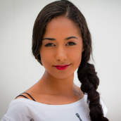 Angélica de Sousa - Miss Cerveja N'gola 2017