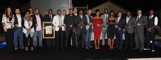 Foto de familia, com todas as Marcas premiadas