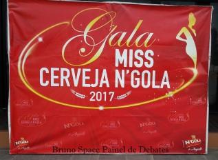 Angélica Micaela Gonçalves de Sousa Misse Cerveja N'gola 2017