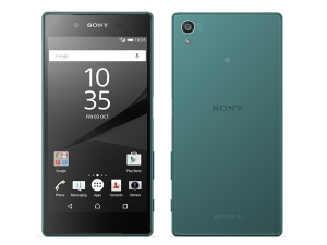 Sony Xperia Z5 Green